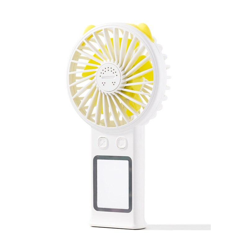 Best Portable Usb Fan 2 Speed Mini Fan For Office Gadgets Desktop Desk Electric Small Fan Summer Mirror Cooler Cooling Fan Fans     - title=