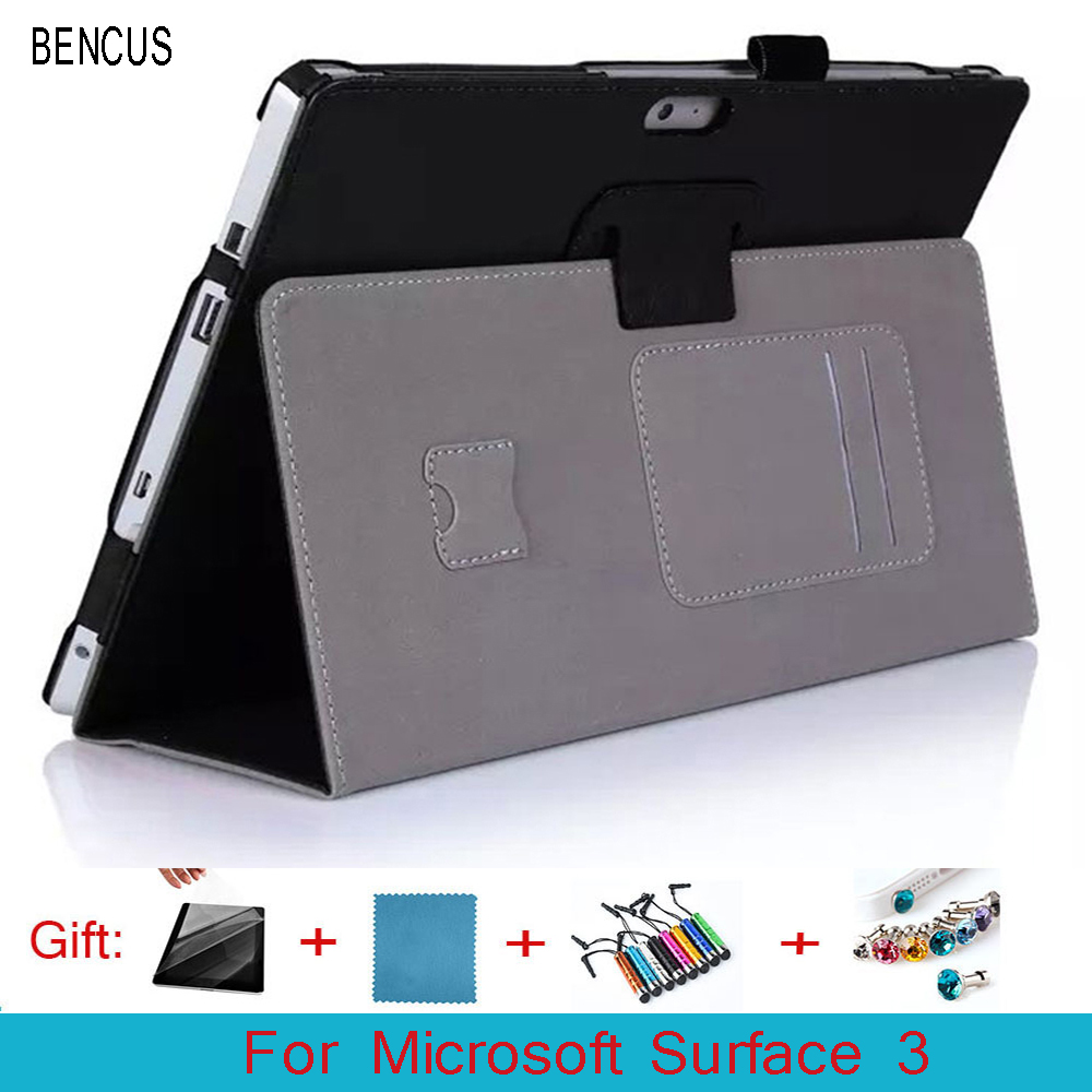 BENCUS Microsoft surface 3 new 10.8 inch tablet computer protection shell holster high-grade arm band card