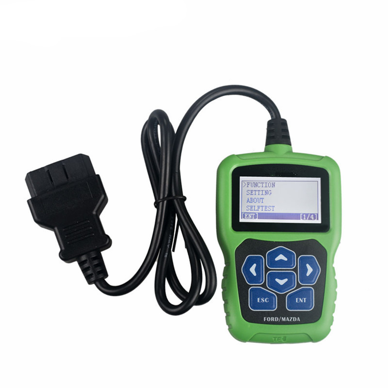 Auto Key Programmer High Performance Vehicle Diagnostic Tool No Need Pin Code For Ford/Mazda Auto Key Programmer OBD Meter