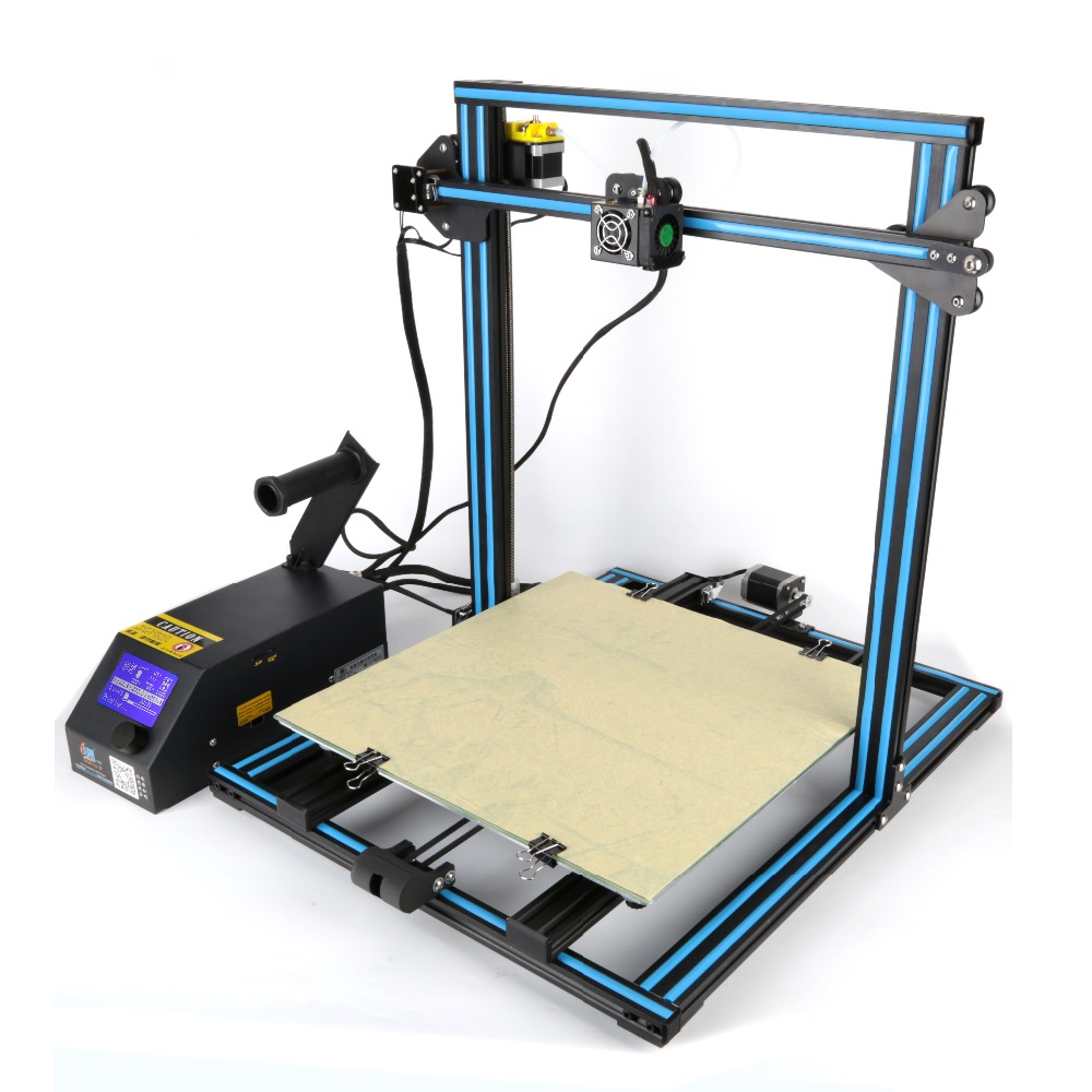 Creality CR-10 S5 large printing size DIY desktop 3D printer - Office Electronics - Photo 3