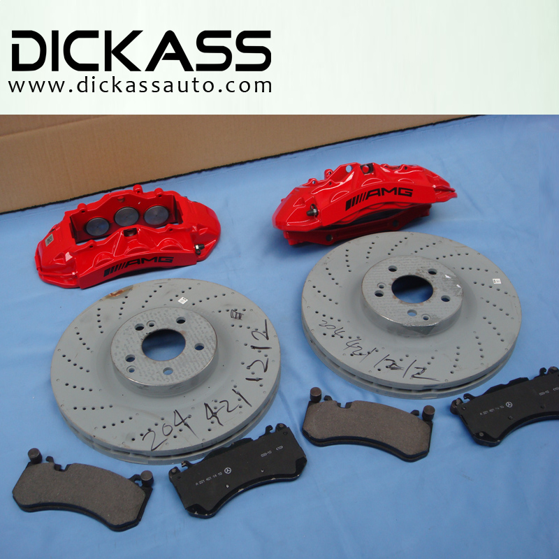 Forged AMG calipers for Mercedes AMG CLA 45 4MATIC for skoda octavia accessories