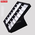 High Quliaty 16 Compartment Eyeglass Eyewear Sunglasses Storage Display Case Box Jewelry Tray Display Holder
