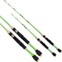 2017 New 1.2m 1.5m Raft Fishing Rods Include 3 Tips Glass Fiber/Semi titanium/titanium Carbon Pole Alloy Pole Tip Soft Tail