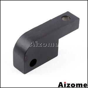 Черная фара обтекатель фар удлинитель блока для Harley Dyna FXDL FXDF FXDB FXDWG 39-49 мм вилка фары кронштейн для перемещения
