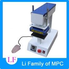 Label Heating Press Machine Pyrograph Press Machine