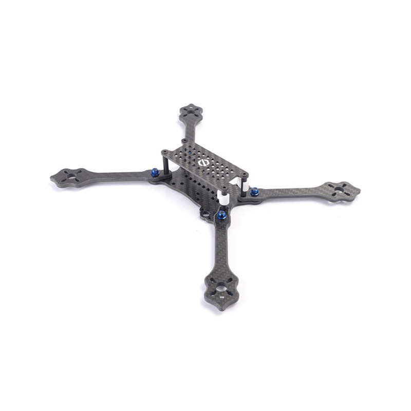 Diatone 2018 GT-R7/GT-R6/GT-R5/GT-R4 Stretch / Normal X FPV Racing Frame Kit RC Drone 6mm/4mm Arm Carbon Fiber Motor ESC Parts r