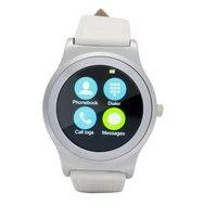 Bluetooth 4 0 Smart Uhr 1 3 zoll Heart Rate Monitor Schrittzähler Musik für iOS Android SmartWatch für NeecooV3-in Digitale Uhren aus Uhren bei