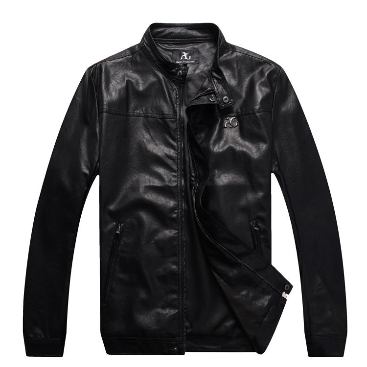 Angelo galasso leather jacket men's 2016 launching ...