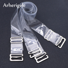 Arherigele 3pair Summer Invisible Bra Straps for Women Lady Intimates High Elastic Adjustable Shoulder Strap Bra Accessories