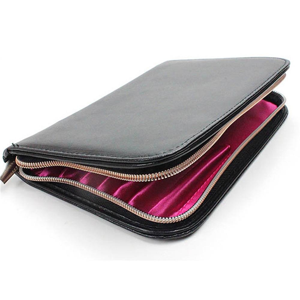 Pro 12 Pockets Makeup Brush Bag Әйелдер - Макияж - фото 4