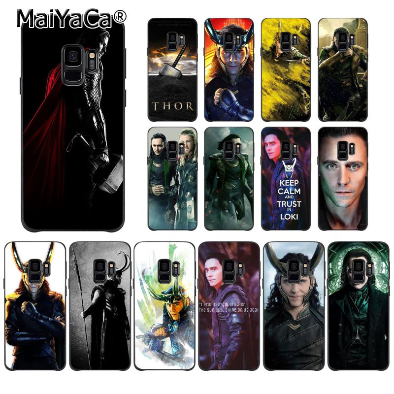 Marvel Doctor Strange Tpu Black Soft Silicone Case Cover Shell Coque For Samsung Galaxy S9 S8 Plus S7 S6 Edge S9 A Great Variety Of Models S8