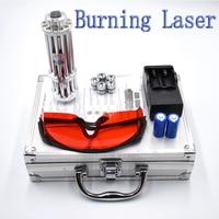 Most Powerful Burning Blue Red Green Laser Pointer Lazer Pointer Pen Laser Sight Puntero Laser Laserpointer Burning Hunting