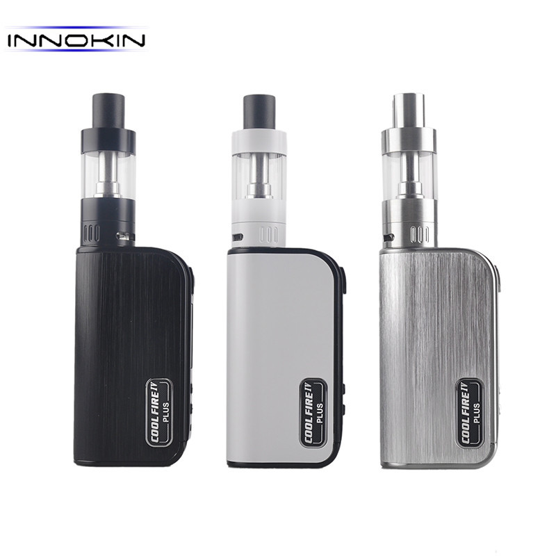 Original Innokin Cool Fire IV Plus iSub-g Kit 70W 3300mah Battery Box Mod Vaporizer with iSub-G 4.5ml Tank E-Cigarettes kit лонгслив printio pony friends
