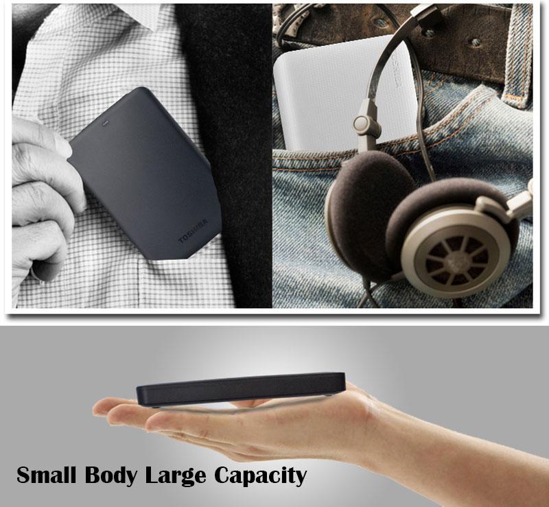 Small-Body-Large-Capacity