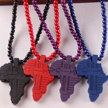 Buy wooden africa pendant and get free shipping on aliexpress ffgzdxd africa necklace hiphop hip hop punk hipa map wood aloadofball Image collections