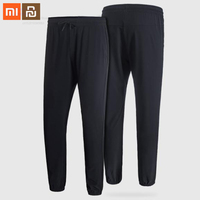 Xiaomi Mijia Men's Quick drying Four sided Elastic Trousers Moisture Absorption Sports Running Pants Trousers for Men