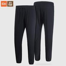 Youpin mijia 男性の速乾性 4 両面弾性ズボン吸湿スポーツランニング男性