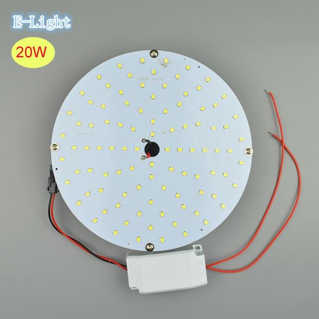 20 Watt Runde Led deckenleuchte Platte 2835Smd Led Panel Magnetische ...