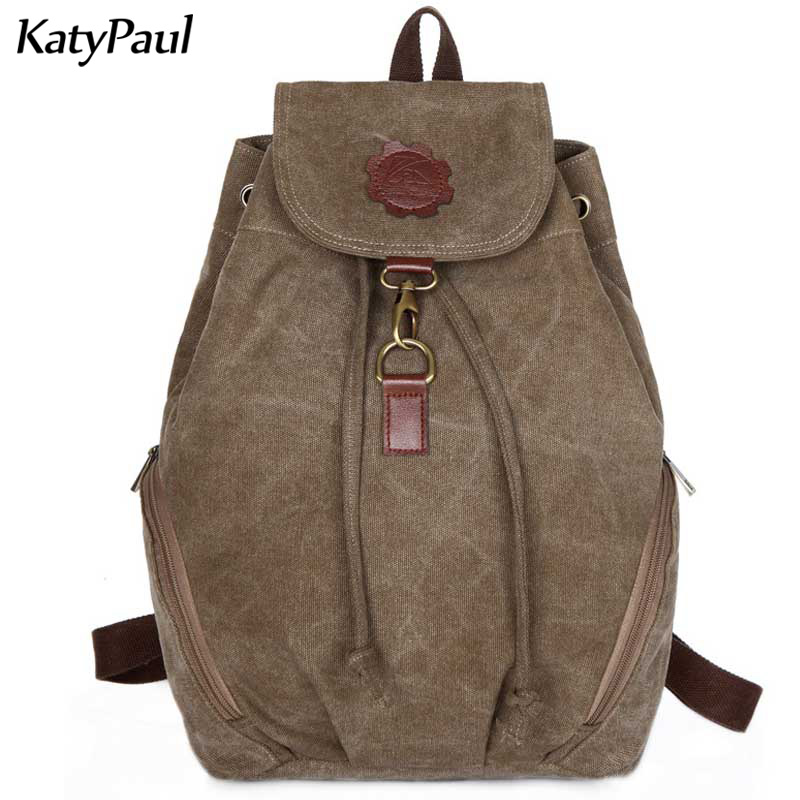 2017 New Cheap Canvas Backpacks For Women Ofertas Famous Designer Brand backpack Cotton Bags Canvas Bag