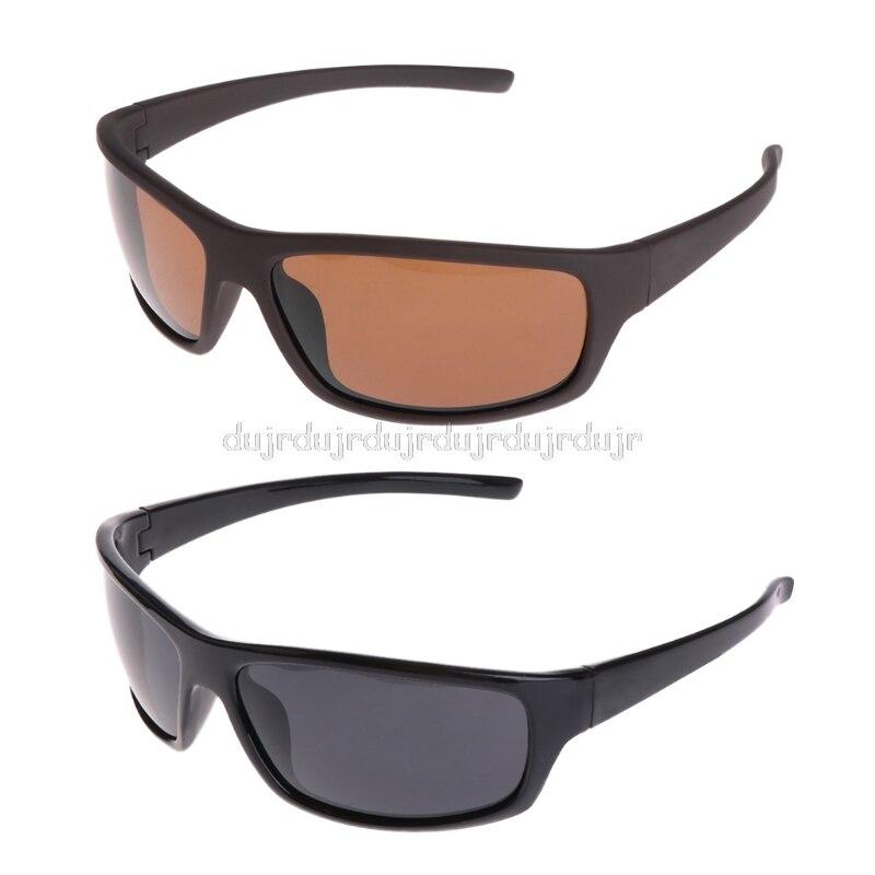 Очки для рыбалки, велоспорта, поляризационные солнцезащитные очки для улицы, защита, спортивные, UV400, мужские, N06, Прямая поставка
