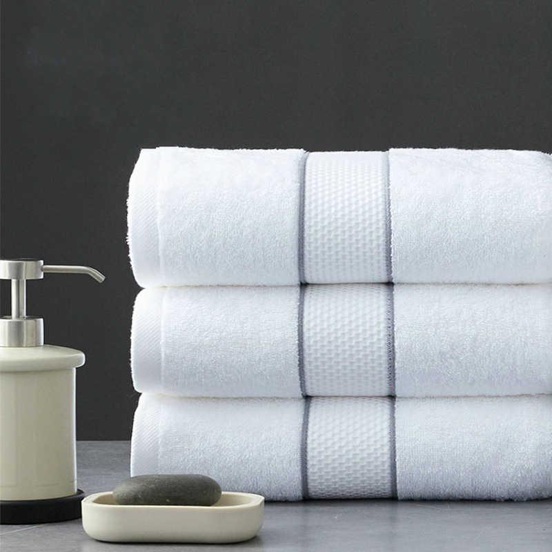 Pure Cotton Comfortable Spa Towel 5