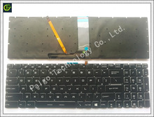 New Backlit Keyboard for MSI GT62 GT72 GE62 GE72 GS60 GS70 GL62 GL72 GP62 GT72S CX62 US English Layout