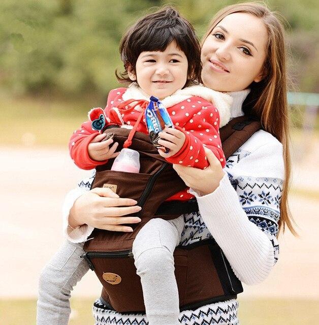 Новый 2015 Высокое Качество Классический Популярных Носителей Ребенка Младенческой Перевозчик Слинг Активности передач Подтяжки Классический Ребенок Применяется Рюкзак