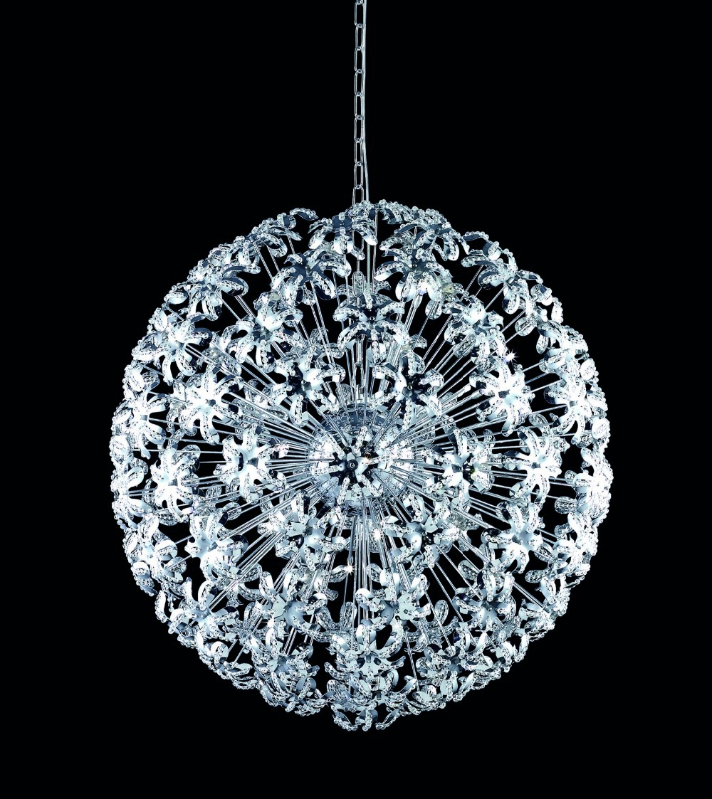 Youlaike modern crystal chandelier for living room large foyer youlaike modern crystal chandelier for living room large foyer hanging lighting fixture chrome hallway lustres de cristal in chandeliers from lights arubaitofo Gallery