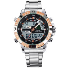 Military Watch WEIDE Clock