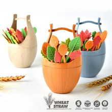 16 green berries bamboo shoots rice noodles leaf tools  sc 1 st  AliExpress.com & Buy plastic pizza plates and get free shipping on AliExpress.com