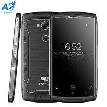 Original Homtom ZOJI Z7 4G Smartphone 5,0 zoll Corning Gorilla-glas-bildschirm Quad Core Android 6.0 MTK6737 2 + 16 GB IP68 Wasserdicht