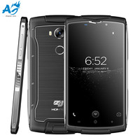 Oryginalny Homtom ZOJI Z7 4G Smartphone 5.0 cal Corning Gorilla Glass Ekran Quad Core Android 6.0 MTK6737 2 + 16 GB IP68 Wodoodporna