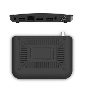 Image 5 - DVB T2/T S/S2 Terrestrischen Android 7.1 TV Box Combo Amlogic S905D Quad Core 64 bit 1 GB/8 GB Unterstützung 1080p 4K 30fps M8S PLUS DVB