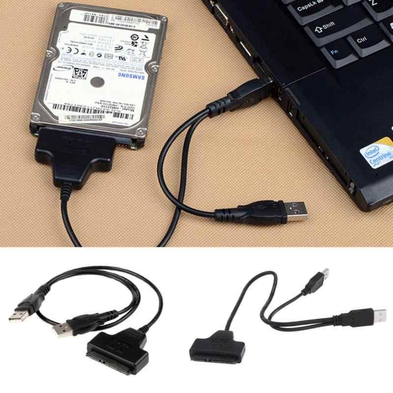 Acessórios universais do portátil usb 2.0 ao conversor de ide sata cabos três usados 2.5/3.5 versão disco rígido hd hdd adaptador conector