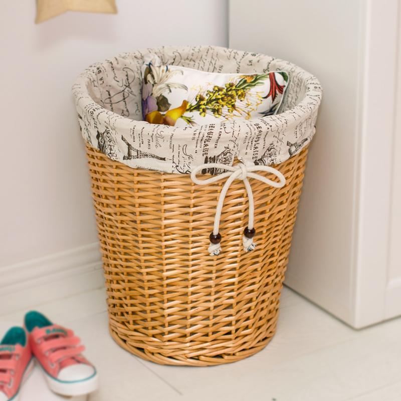 Como hacer cestos de mimbre cestos de ropa sucia modernos - Cesta ropa sucia ...