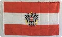 10PCS/LOT Austria Flag AUT FLAG 90*150cm Hanging Austria National Flag 3*5 ft Activity/parade/world cup/Home Decoration