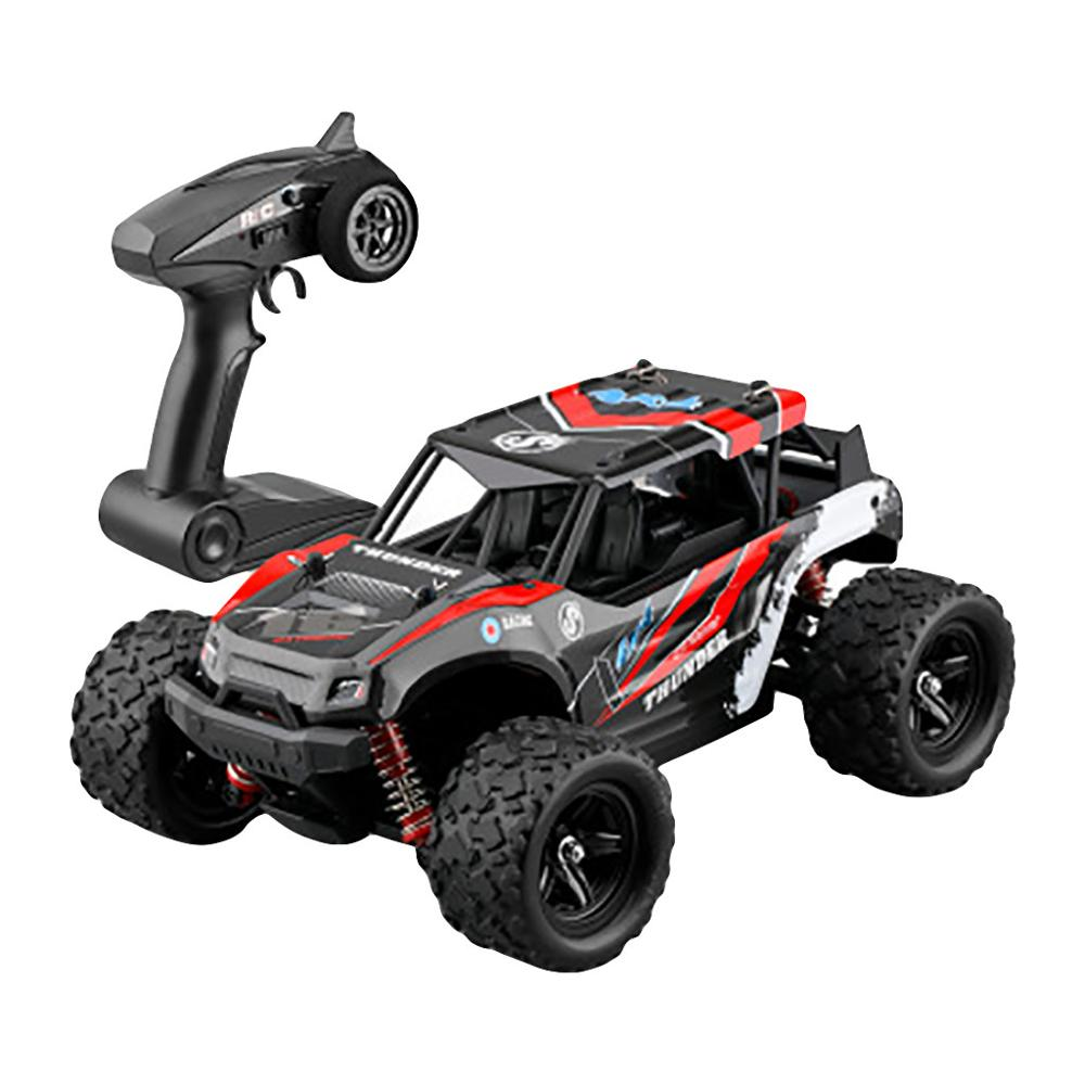 2.4G 4WD High Speed 50km/h Radio Controlled Off-road Remote Control Racing Car Radio-controlled Cars High Quality Brand New2.4G 4WD High Speed 50km/h Radio Controlled Off-road Remote Control Racing Car Radio-controlled Cars High Quality Brand New