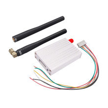 3km Long Range Wireless Data Transceiver RF Repeater Module SNR652 with 433/470/868/915MHz TTL/RS232/RS485