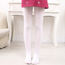 2019 Summer Girls Leggings Kids Skinny Stockings Children Clothes Teenager Stretchy Trousers Leggings Clothing Size 1-14 Years(China)