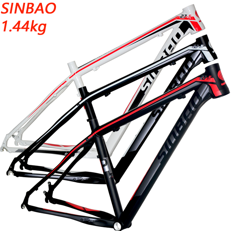 Aluminum Alloy Mountain Bike Frame Bicycle Frame MTB 27.5inch Ultra-lightweight frame aluminum alloy mountain bike frame bicycle frame mtb 26 15 18inch ultra lightweight frame contains headset