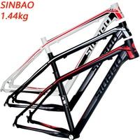 Aluminum Alloy Mountain Bike Frame Bicycle Frame MTB 27.5inch Ultra lightweight frame