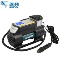 WINDEK Car Air Compressor 12V Electric Auto Tire Inflator Pump With Preset Auto Stop Function SUV