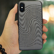 Wooden Bamboo Phone Case iPhone 7 8 Plus X