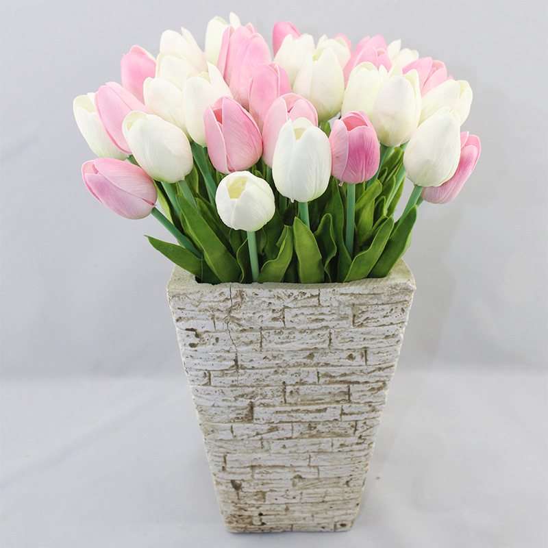 Online Shop 120pcs Super Cheap High Quality tulip flowers artificial     Online Shop 120pcs Super Cheap High Quality tulip flowers artificial flowers  wholesale Mini PU simulation flowers wedding home decoration   Aliexpress