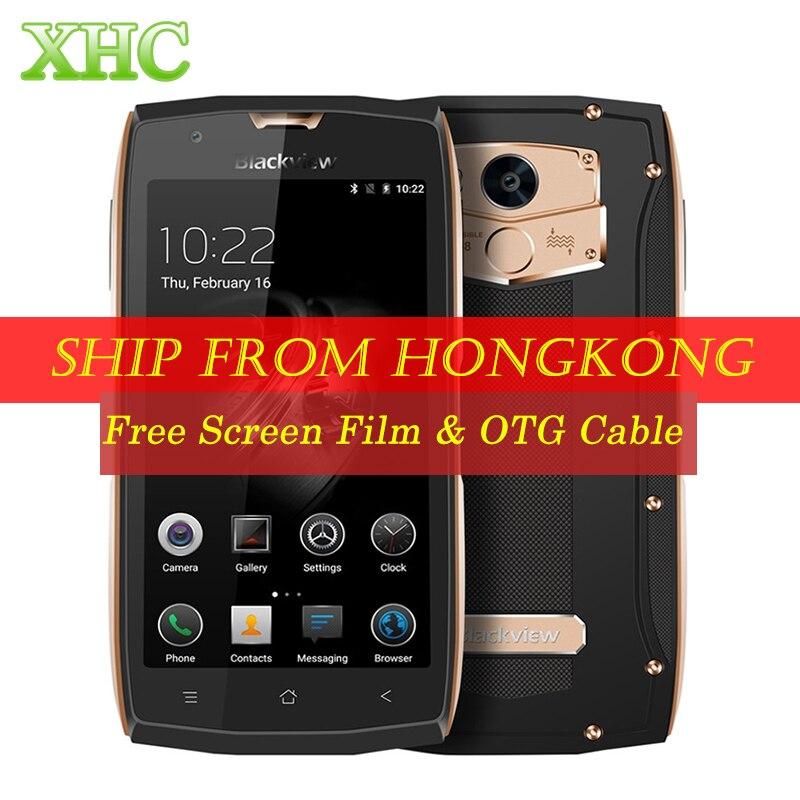 Blackview BV7000 Pro IP68 Impermeable Android 64 GB Teléfono Celular 3500 mAh MT