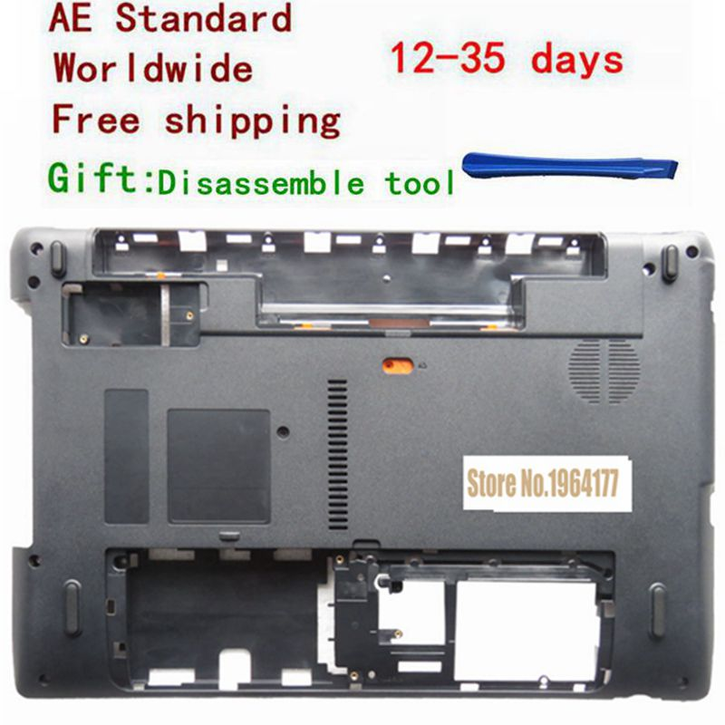 New Bottom Case Til Acer For Aspire 5750g 5750 5755 Bund Case 5750z Base Cover AP0HI0004000 Laptop Udskift Cover