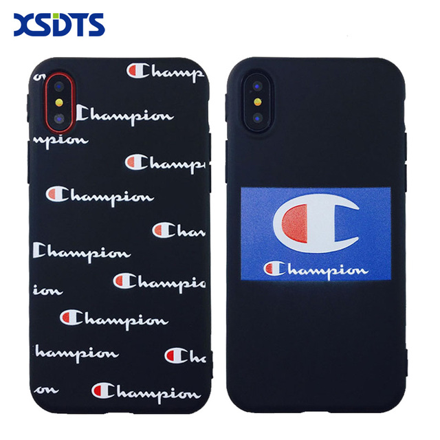 champion coque iphone x