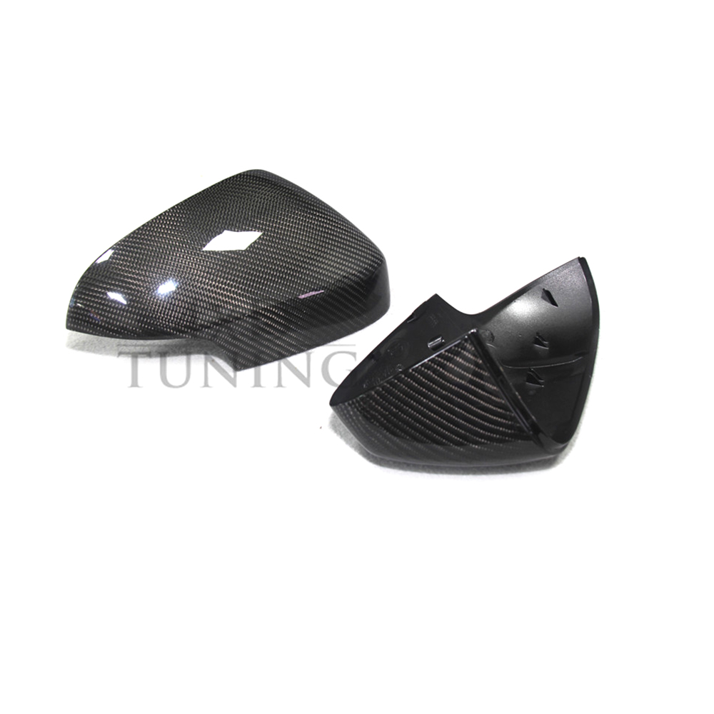 S80 Mirror Cover For Volvo S80 Carbon Fiber Rear Side View caps Mirror Cover 1 1