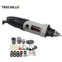 High Quality Mini Grinder Multifunction Power Tools Dreme Mini Drill 400W Electric Engraver Polishing Tools Kit