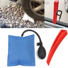 High Quality Car Blue Inflatable Shim Air Pump Wedge Pad Entry Door Window Emergency Open Tools
